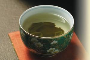 めかぶのお茶